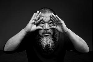 Ai Weiwei, 2012. Image courtesy of Ai Weiwei Studio