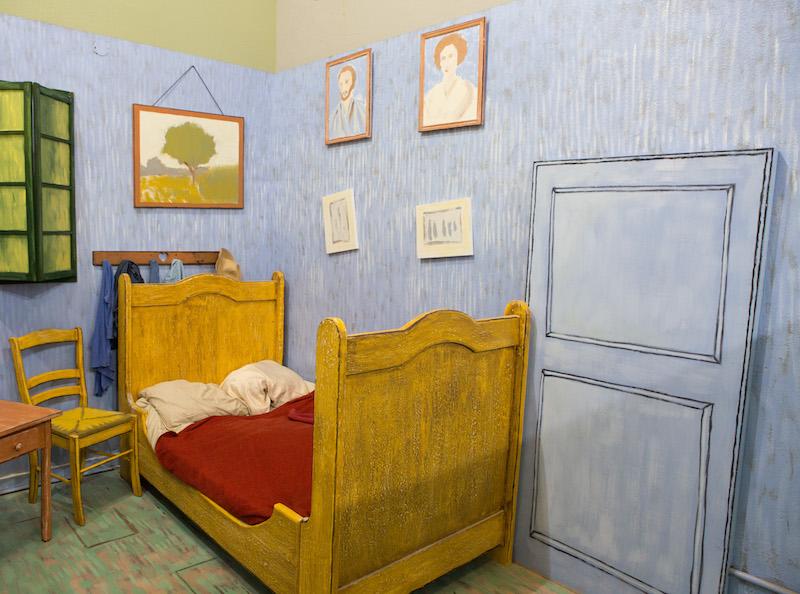 Van Gogh's Bedroom,The Museum of Selfies