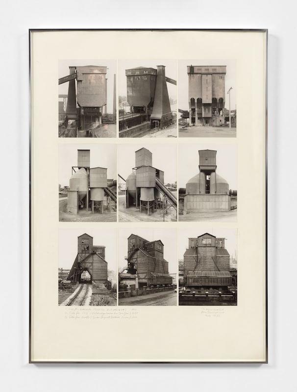 Bernd & Hilla Becher, Paula Cooper Gallery