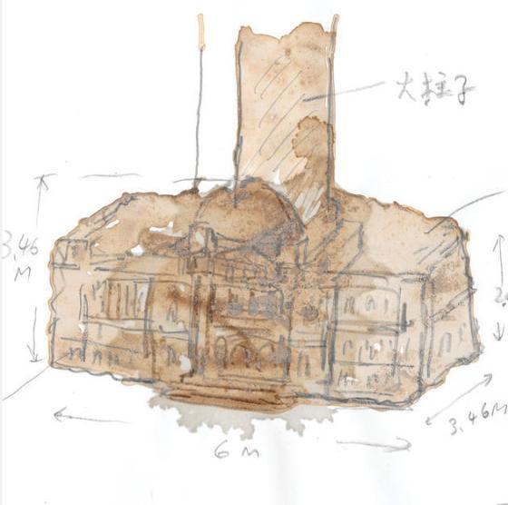 Huang Yong Ping, Gladstone Gallery