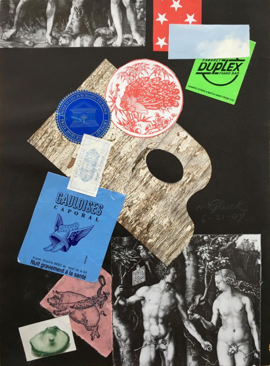 Nathan Gluck,Durer-able Collage