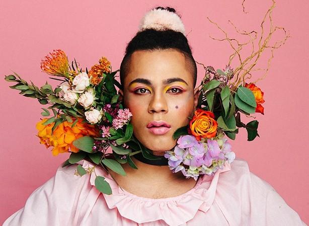 Travis Alabanza, Paper Magazine, Eivind Hansen Photography, Umber Ghauri Makeup
