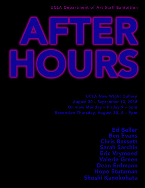 UCLA Art: After Hours