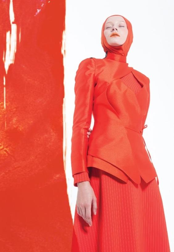 HASLINDA RAHIM, Contemporary Muslim Fashions