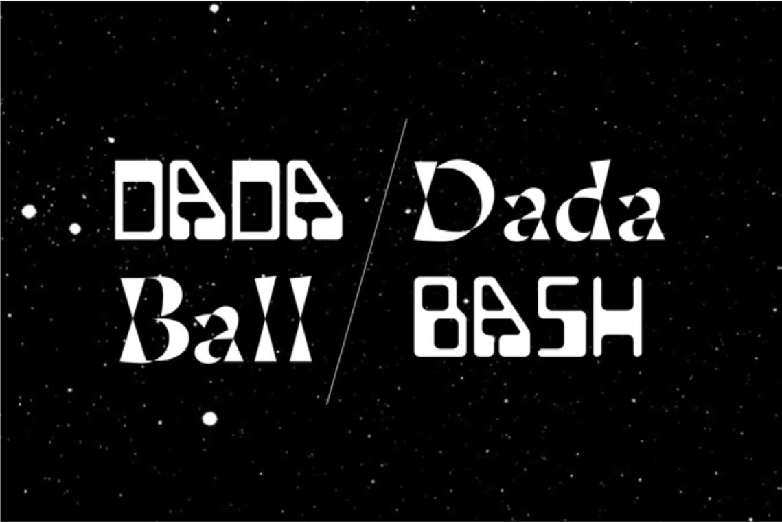 CAM's Dada Ball & Bash
